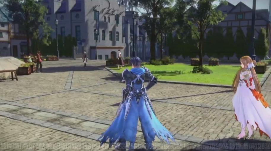 制作人留言影片 关于DLC「Myosotis」-刀剑神域彼岸游境攻略站
